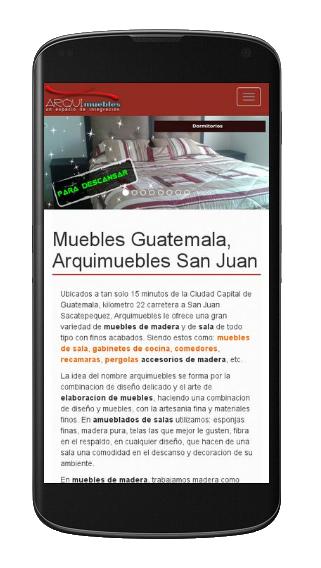 creacion de paginas web en guatemala